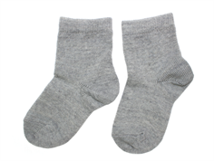 MP socks uld grey ankel